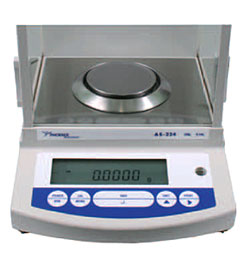 Analytical Balances AS and AB Series