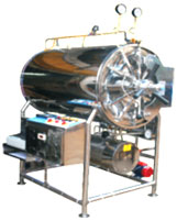High Speed High Pressure Sterilizer
