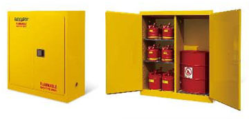 Double Door Safety Storage Cabinet