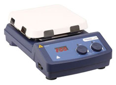 Magnetic Stirrer with Glass Ceramic Plate