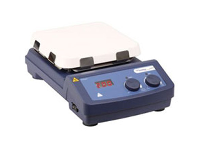 Magnetic Stirrer with Glass Ceramic Plate and Heating